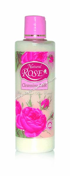 ТОАЛЕТНО МЛЯКО NATURAL ROSE